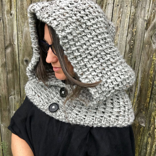 Dawn Hooded Cowl at Makerist - Image 1