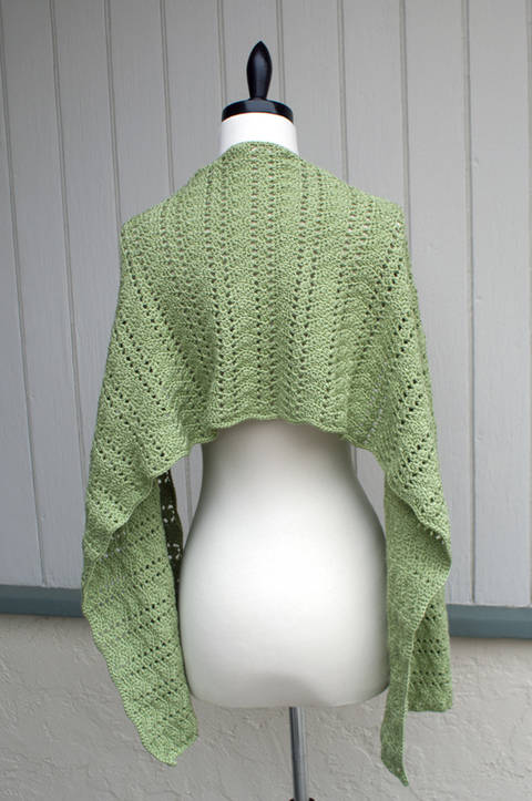 Destiny Shawl at Makerist