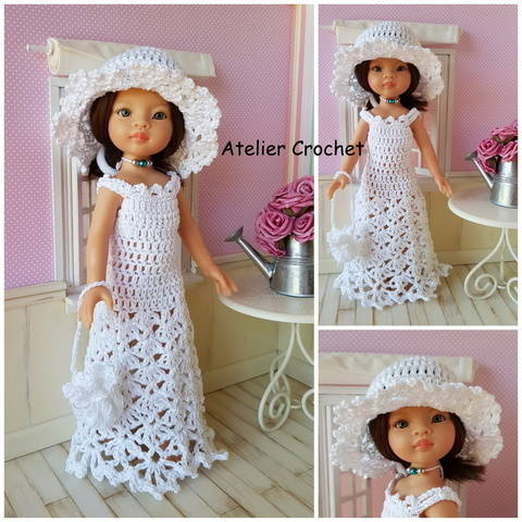 """Sofia"" crochet pattern for Paola Reina at Makerist"