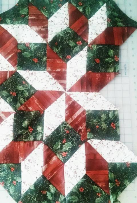 Easiest Ever Y-Seam Quilting Tutorial