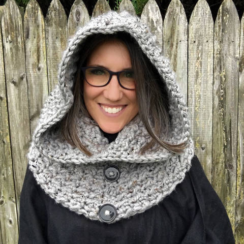 Dusk Hooded Cowl