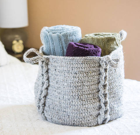 Entwined XL Basket