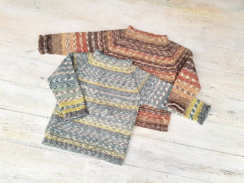 Country Cousins Sweater at Makerist