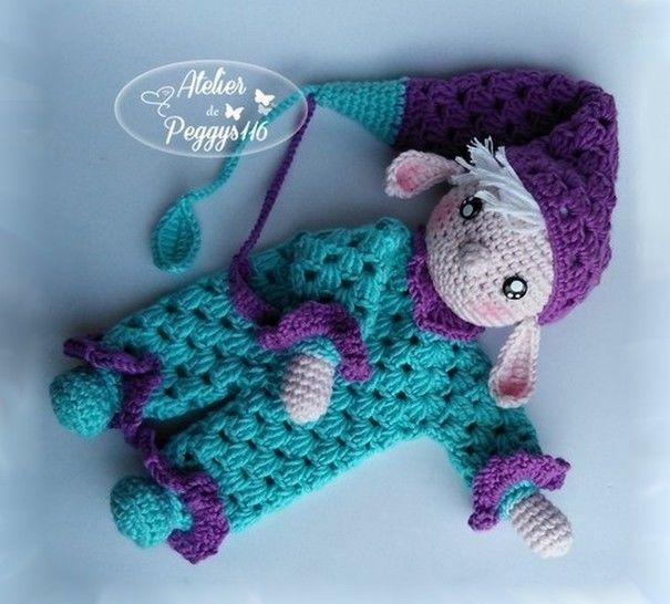 Doudou Elfique granny chez Makerist - Image 1