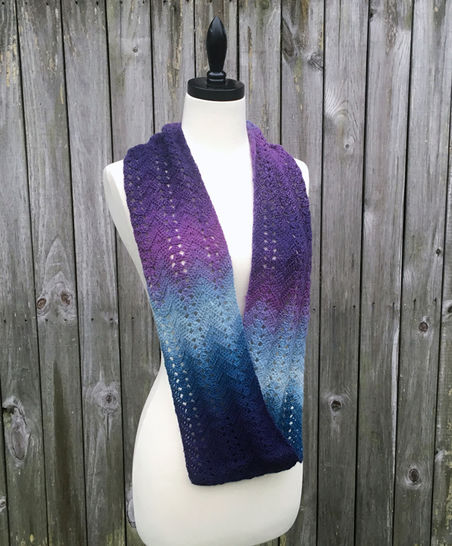 Fall Infinity Scarf at Makerist - Image 1