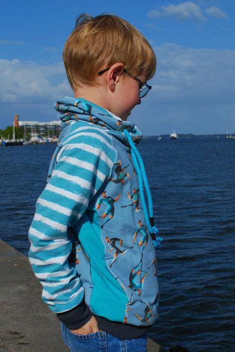 Pullover - Enfant Escapade bei Makerist