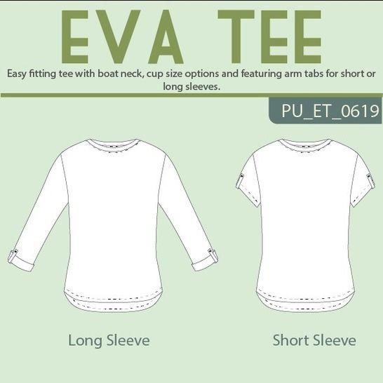 Eva Tee at Makerist - Image 1
