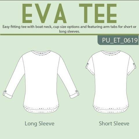 Eva Tee at Makerist