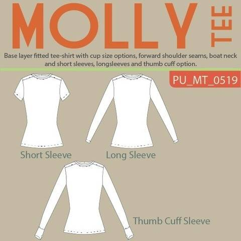 Molly Tee at Makerist