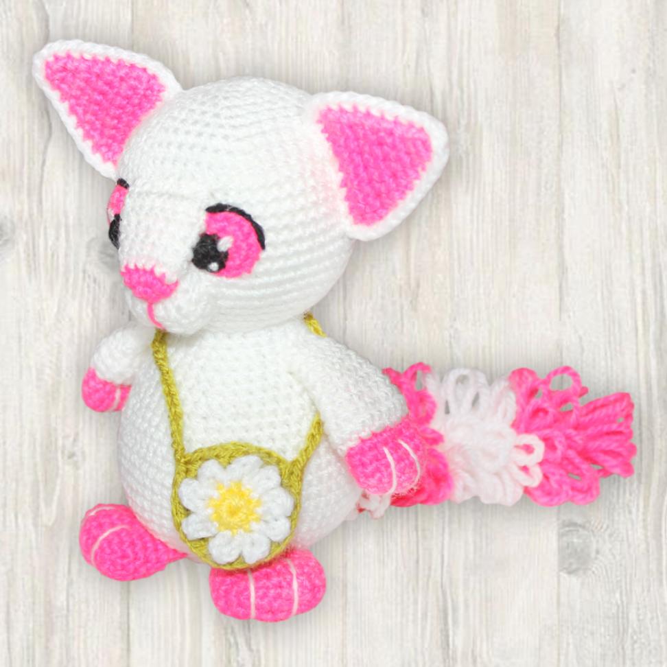 Chloe Cat Crochet Pattern