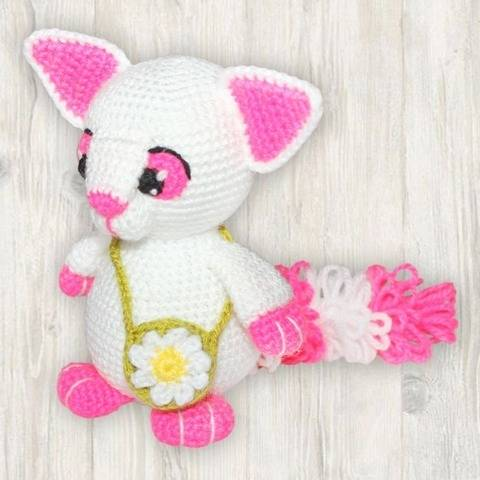 Chloe Cat Crochet Pattern
