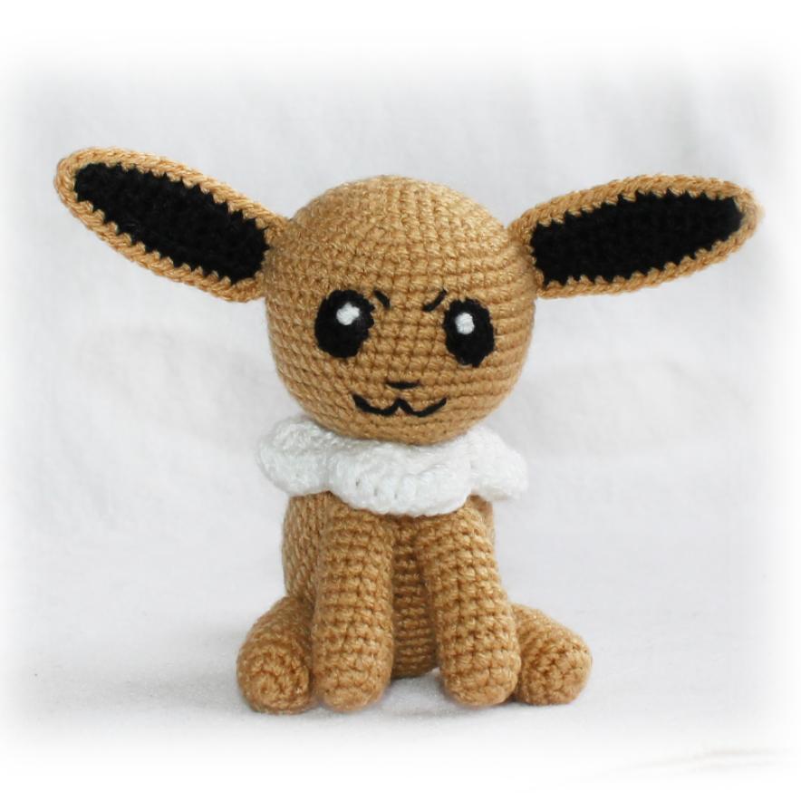 Eevee Pokemon Crochet Pattern