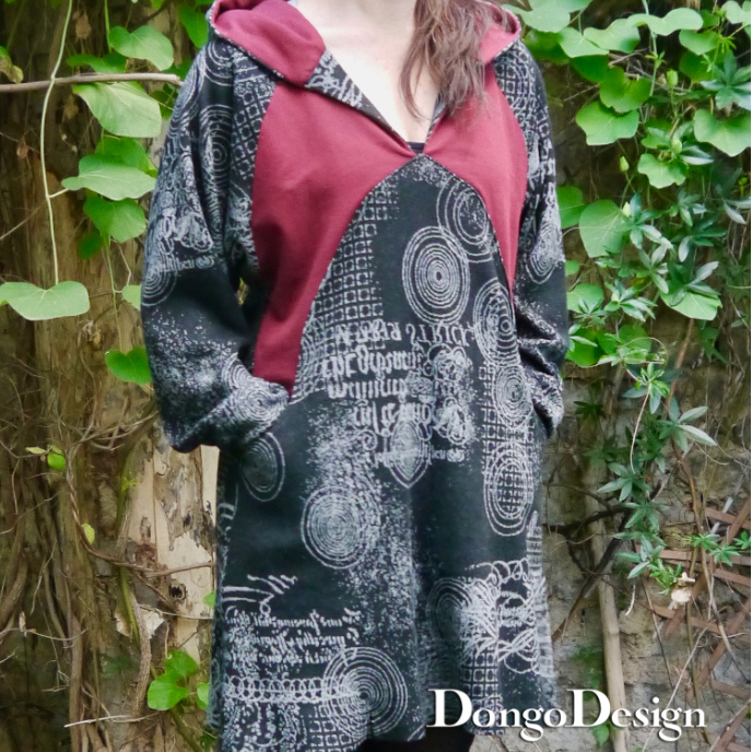 PDF pattern E-Book Lisia with instructions