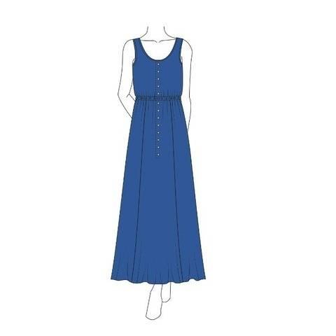 Kleid ALMMA - Gr. 32 - 52 bei Makerist