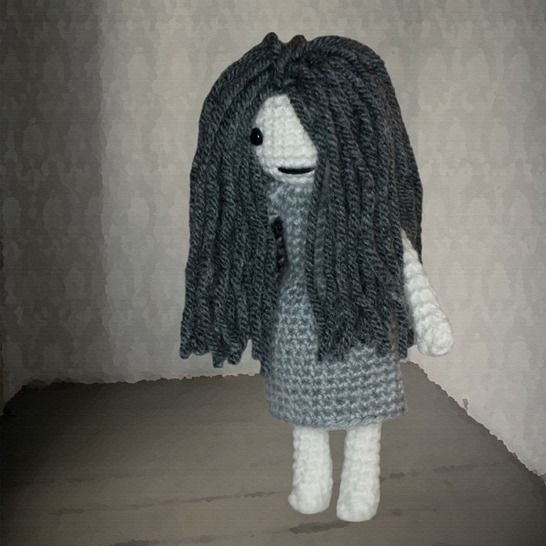Ghost Girl at Makerist - Image 1