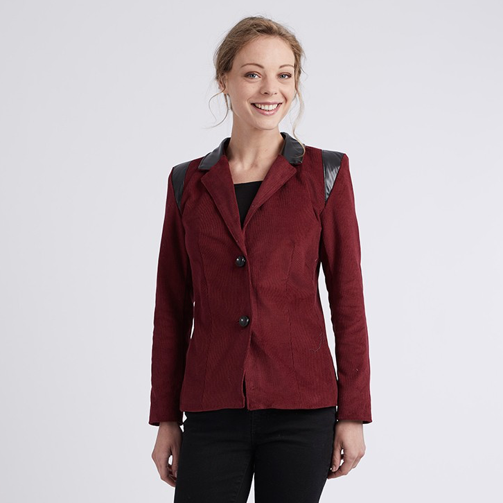 "Nathalie ""Motard"" - Veste tailleur - 36/44 - Expert"