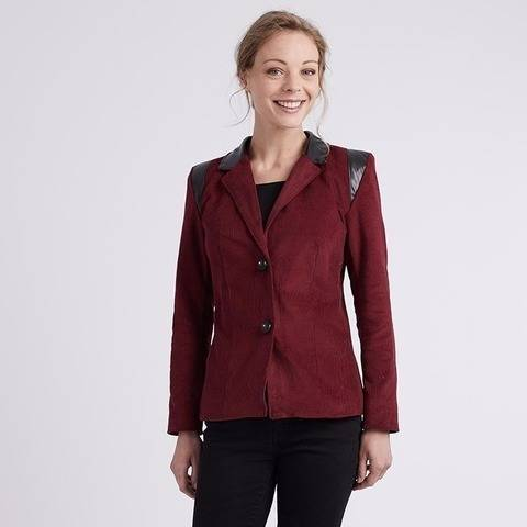 "Nathalie ""Rock"" - Jacket - US/UK - 4/8 - 12/16 - expert at Makerist"