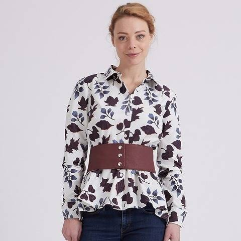 Delphine - Large belt - US/UK - 2/6 - 14/18 - Beginner