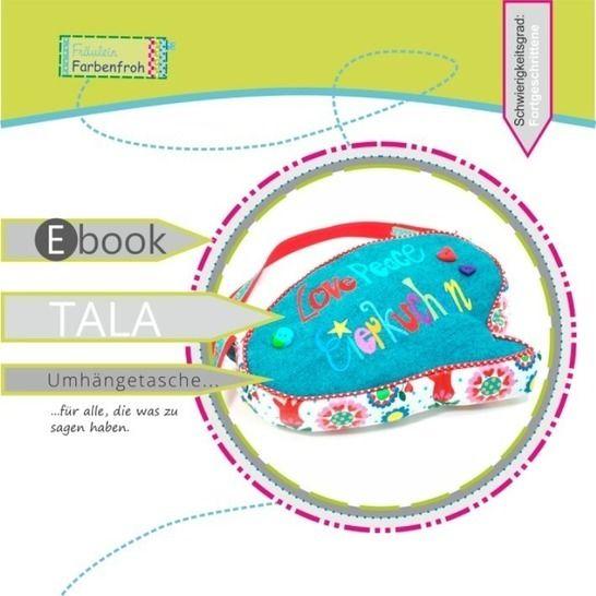 ebook TALA ♥ ♥ ♥ Statementtasche  bei Makerist - Bild 1