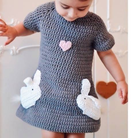 Dress Bunnies in Love PDF at Makerist