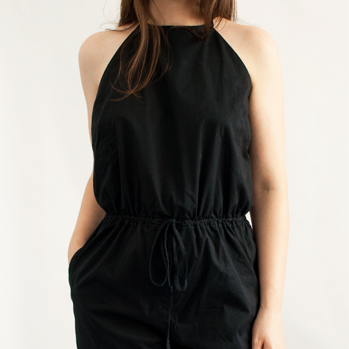 DOMINO the romper - PDF sewing pattern
