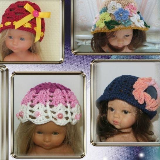 Fiche patron crochet LC57 Poupée Les Chéries Paola Reina chez Makerist - Image 1
