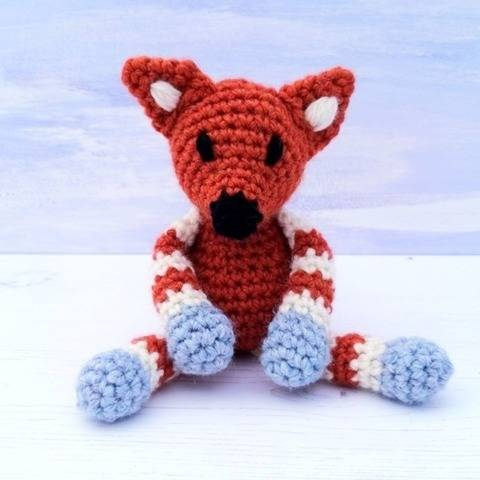 Baby Fox Crochet Pattern