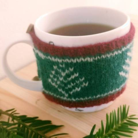 Christmas Tree Mug Warmer