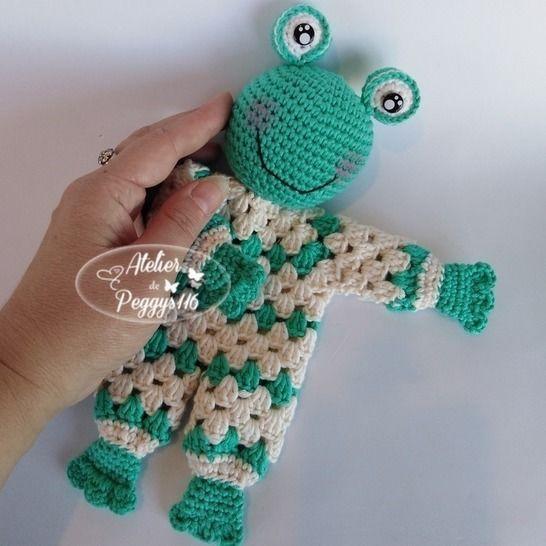 Frog lovey granny at Makerist - Image 1