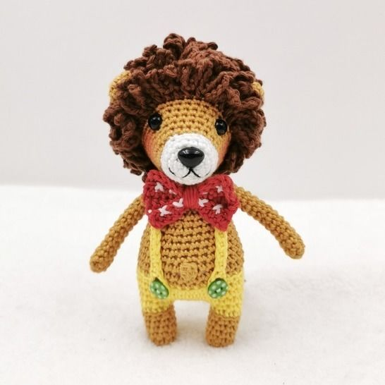 Jasper le mini lion chez Makerist - Image 1