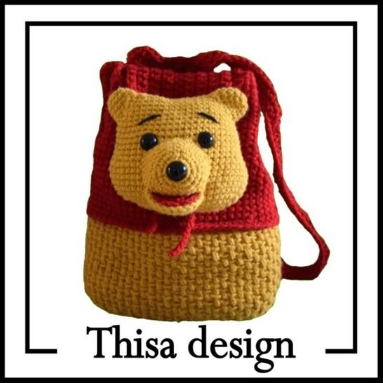 Sac à dos Winnie chez Makerist - Image 1