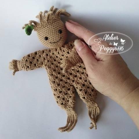 Doudou Groot granny chez Makerist
