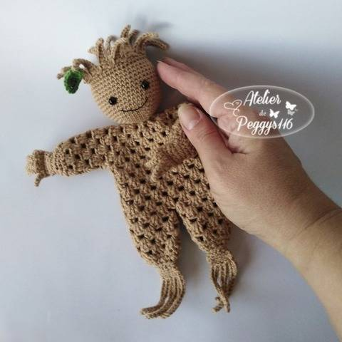 Groot lovey granny at Makerist