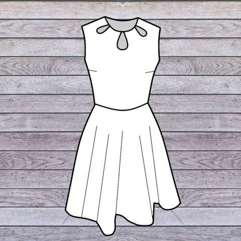 Robe Laucaly Taille 34 à 64