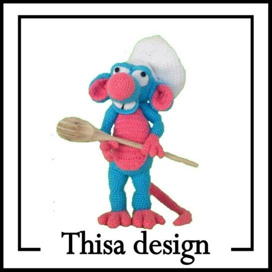 Ratatouille le cuisinier chez Makerist - Image 1