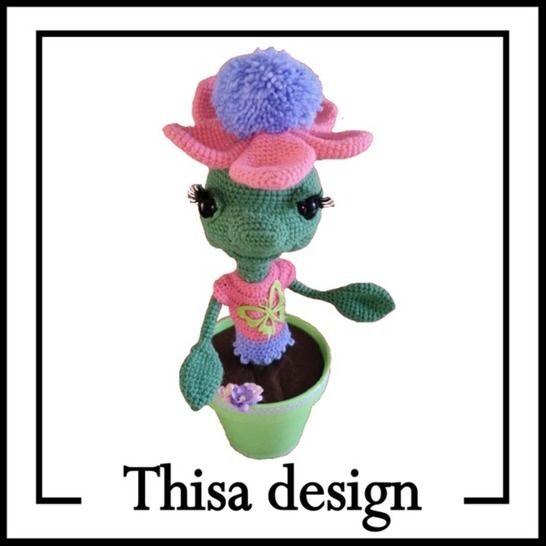 Fleurette chez Makerist - Image 1