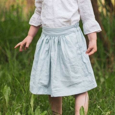 Meadow Skirt - Children - PDF Pattern
