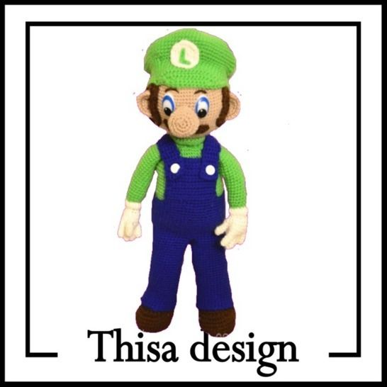 Luigi chez Makerist - Image 1