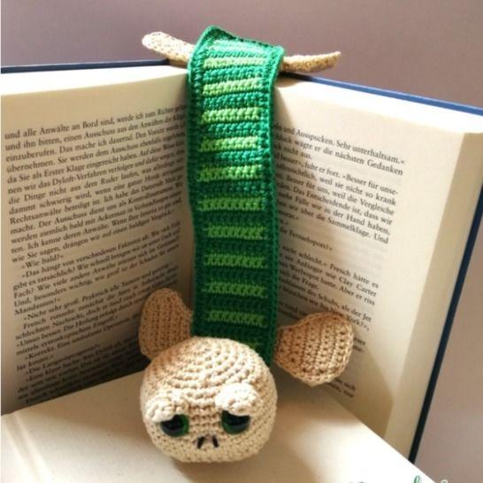 Lesezeichen Schildkröte - Häkelanleitung bei Makerist - Bild 1