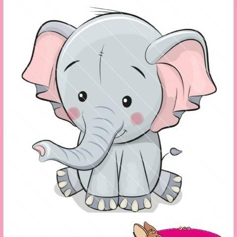 Plotterdatei Léléphant