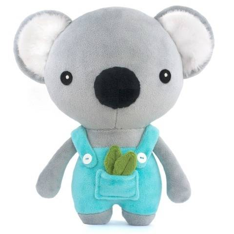 Koala plush toy sewing pattern at Makerist