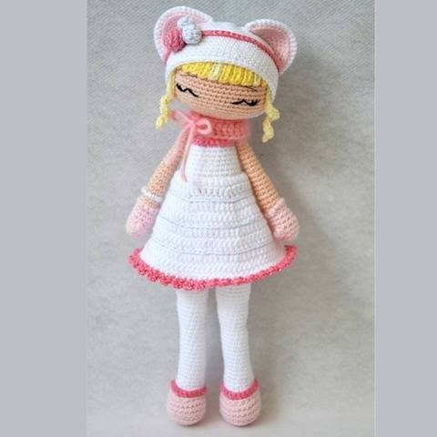 Lili-P'tite Peset-Pattern Crochet / Amigurumi at Makerist