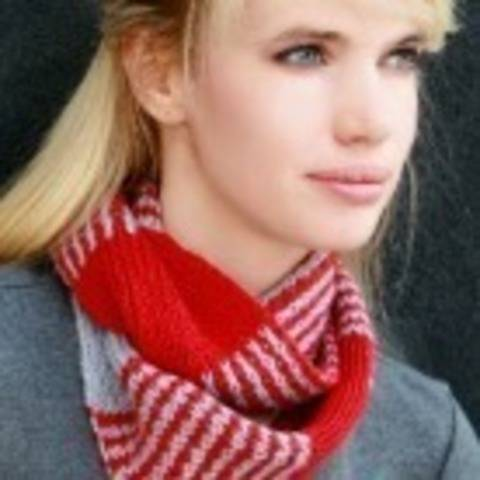 scarf or Cowl - Perpendicular Scarf/Cowl at Makerist