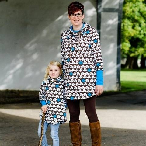 SugarHoodie Kombi Kids/Lady bei Makerist