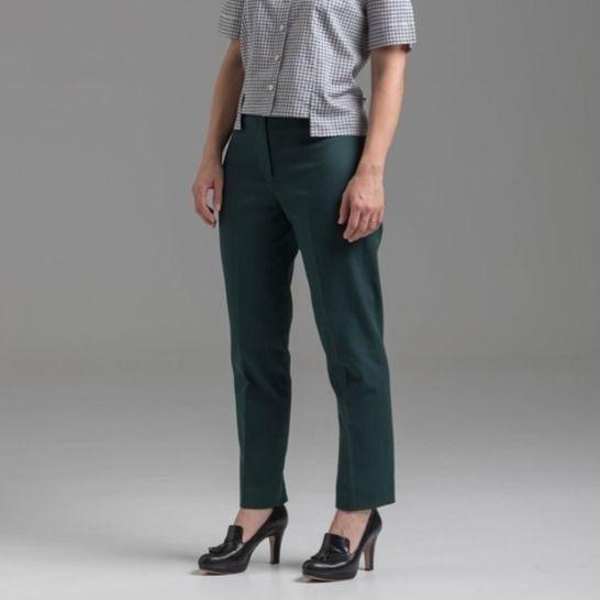 Pantalon et corsaire - patron PDF - Écorce chez Makerist - Image 1