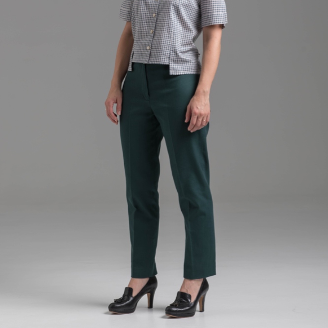 Pantalon et corsaire - patron PDF - Écorce
