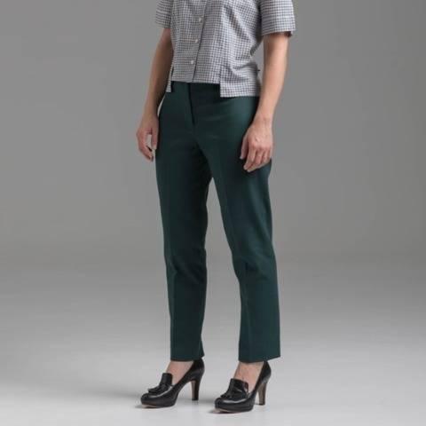 Pantalon et corsaire - patron PDF - Écorce chez Makerist