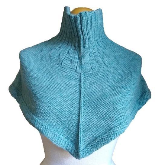 Chill Stopper Cowl, PDF Knitting Pattern at Makerist - Image 1