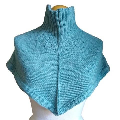 Chill Stopper Cowl, PDF Knitting Pattern at Makerist