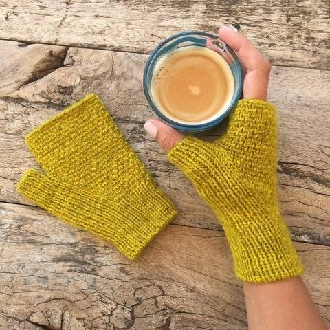 Badlands Mitts at Makerist